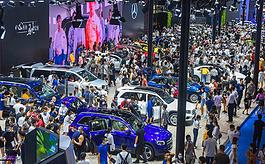 第二十四届成都车展将于8月27日举行