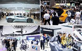 上海车展4月开幕,展出面积约36万平米