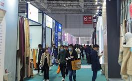 2021年紡織服裝行業春季聯展在上海成功舉辦