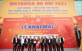 2021年越南建材及家居展VIETBUILD在河內舉行
