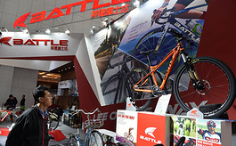 20余萬人次走進2021年天津自行車電動車展