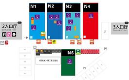 2021上海健身展IWF展館平面圖與活動總覽