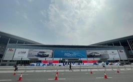 上海車展現場:紐倫堡會展中國與汽車研究中心CAR簽訂獨家合作協議