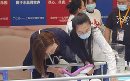 上海老博會展示養老產品新發展方向