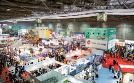 送餐机器人火爆 2021大阪美食博览会