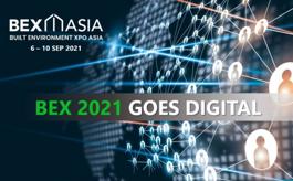 新加坡綠色建筑展Bex Asia將以線上形式回歸
