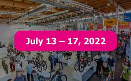 2022年起歐洲自行車展Eurobike將在法蘭克福市舉行
