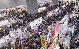 香港美食博覽開幕,展商就電子消費券商機準備就緒