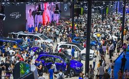 2021成都车展将吸引130余家品牌参展