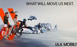 IAA Mobility即將亮相慕尼黑,展示未來移動出行方式