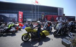 中國摩托車展在重慶盛大舉行,首發超50款新車