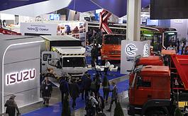 2021俄罗斯商用车展:大批制造商展示新产品