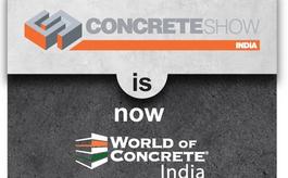 印度混凝土世界博覽會推遲到明年10月舉行