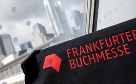 """法兰克福书展今年恢复线下举行,主题为""""重新连接"""""""