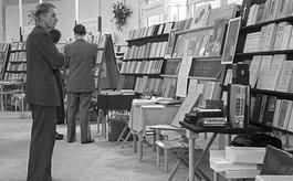 图辑:70年法兰克福书展