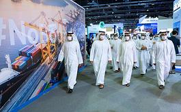 """迪拜领袖称Gitex消费电子展是""""国家抱负""""的象征"""