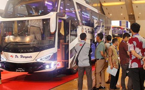 印尼雅加达商用车及零配件展览会IIBT