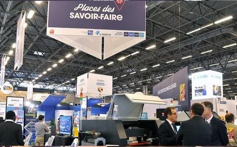 法國巴黎工業展覽會MIDEST