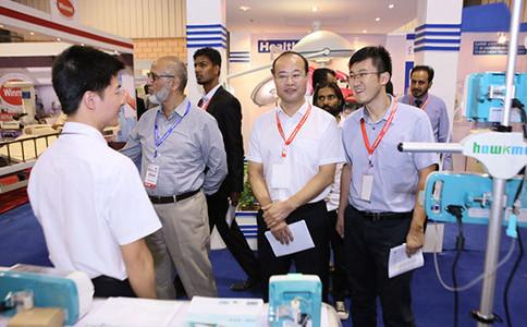 巴基斯坦卡拉奇醫療展覽會Health Asia