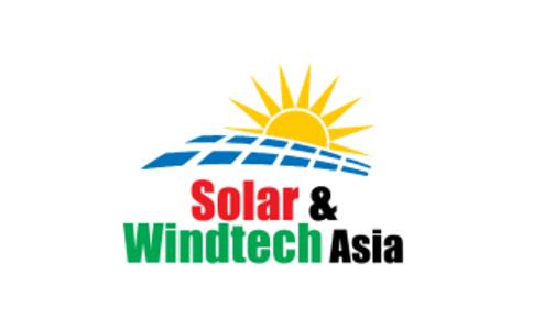 巴基斯坦拉合尔太阳能风能展览会Solar Windtech Asia