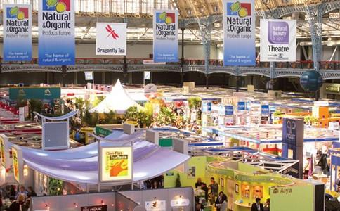 英国伦敦天然有机保健食品展览会Natural Products