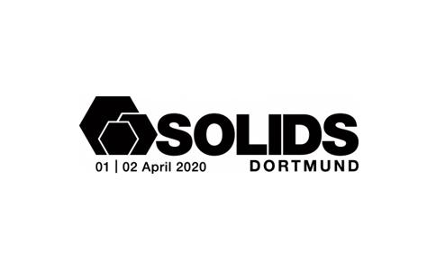 德國多特蒙德粉體展覽會Solids