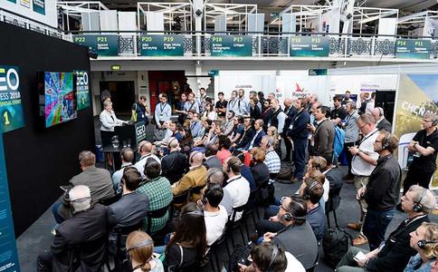 英国伦敦地理测绘展览会GEO Business