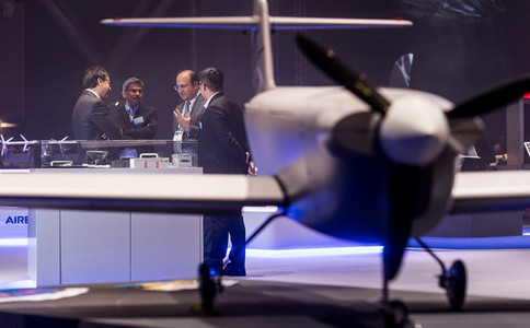 荷兰阿姆斯特丹无人机展览会ADW