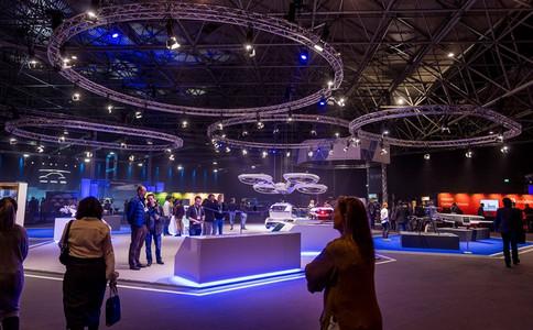 荷兰阿姆斯特丹无人机展☆览会ADW