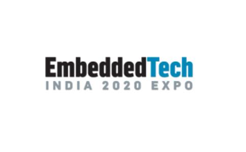 印度新德里嵌入式展覽會Embedded Tech