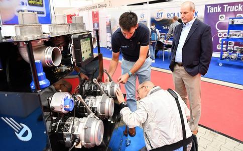 德国卡塞尔天然气运输展览会Gas Trans Expo