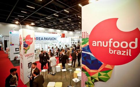 巴西圣保羅世界食品展覽會ANUFOOD Brazil