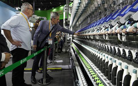 上海国际纺织机械展览会CITME