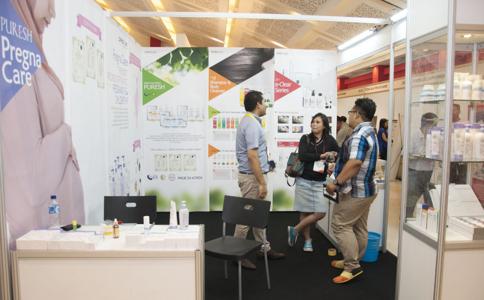 印尼雅加達美容展INDO BEAUTY EXPO