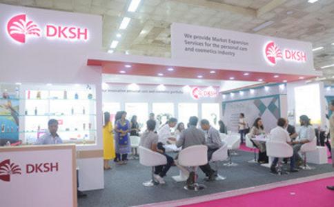 印度新德里化妝品及個人護理展覽會Cosmo Tech Expo