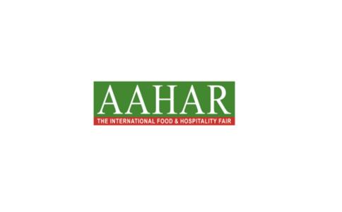 印度新德里食品展覽會AAHAR