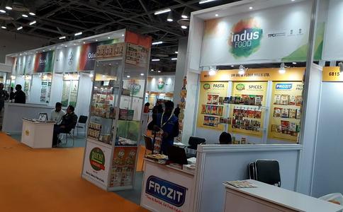 印度新德里食品加工展览会Indus Food Tech