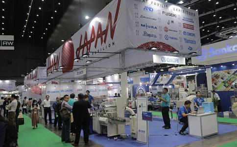 泰國曼谷包裝展覽會ProPak Asia