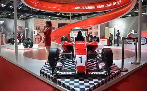 印度大诺伊达摩托车优德88The Motor Show