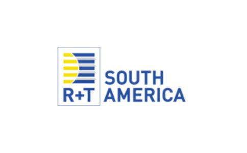 巴西圣保羅門窗展覽會R+T South America