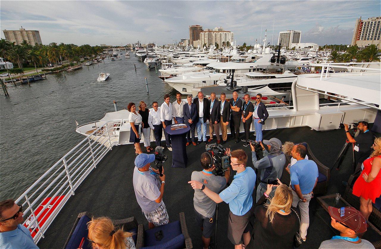 美国劳德代尔堡游艇展览会FLIBS