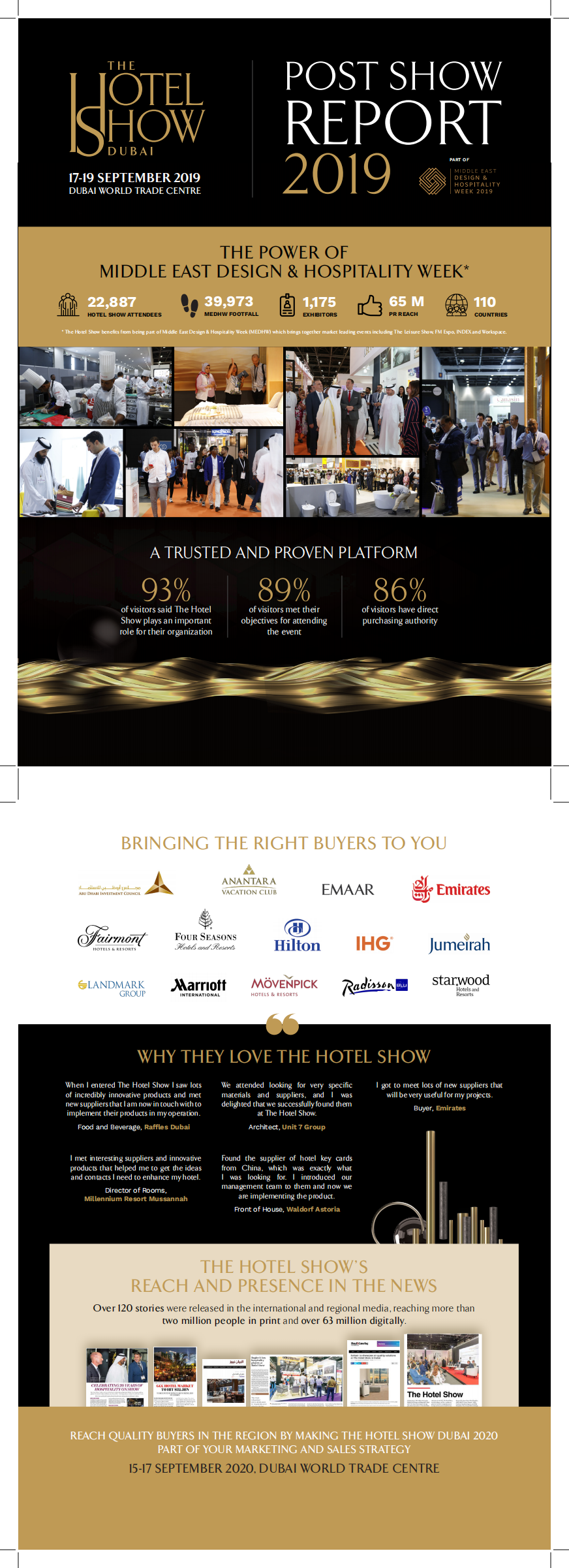 阿聯酋迪拜酒店及餐飲設備用品展覽會GULF HOST