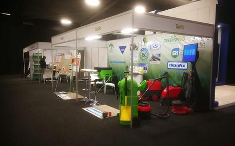 南非约翰内斯堡清洁用品展览会ISSA Cleantex