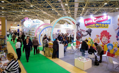 俄罗斯莫斯科婴童展览会春季CIF