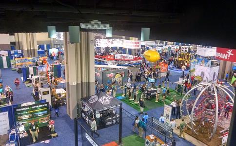 美国奥兰多户外游乐设备展览会NRPA