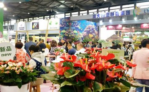 广州国际花卉园艺展览会