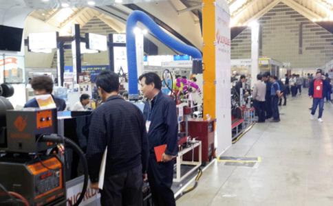 韓國仁川焊接切割展覽會WELDEX