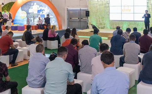 巴西圣保羅零售自動化展覽會AUTOCOM