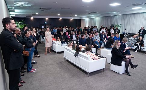 巴西圣保羅主題樂園游樂設備展覽會Party X