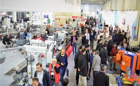 土耳其伊斯坦布爾自動化展覽會BUMA TECH